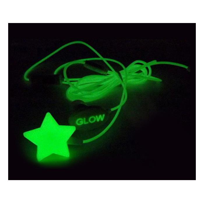 Auricular luminoso con micro